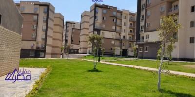 """اليوم..بدء تسليم 720 وحدة سكنية بمشروع """"سكن مصر"""" بمدينة حدائق أكتوبر"""