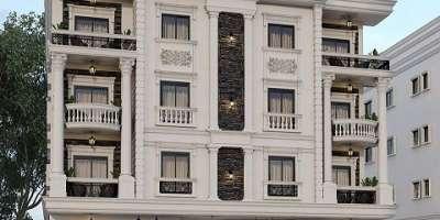 شقة سكنية 195م للبيع بالتقسيط ب6 أكتوبر الجيزة