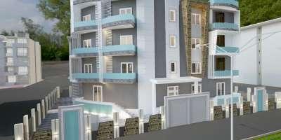 شقة سكنية 190م للبيع بالتقسيط ب6 أكتوبر الجيزة