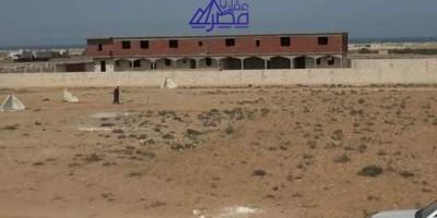 أراضي سكنية 200م للبيع بالتقسيط بقسم مرسى مطروح مرسى مطروح