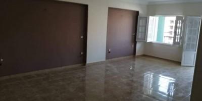 شقة سكنية 110م للايجار الشهرى بحلوان القاهرة