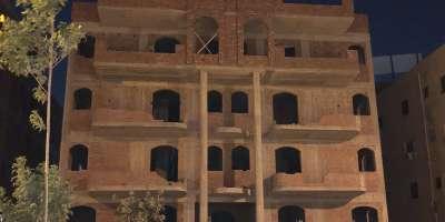 شقة سكنية 165.0م للبيع بالتقسيط بالشروق القاهرة