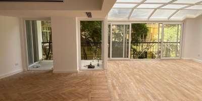 شقة سكنية 145م للبيع بالتقسيط بالزمالك القاهرة