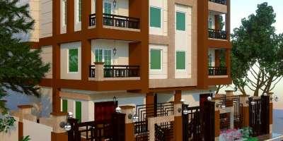 شقة سكنية 175م للبيع بالتقسيط ب6 أكتوبر الجيزة
