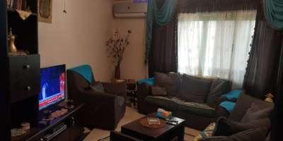 شقة سكنية 110.0م للايجار الشهرى بالدقي الجيزة