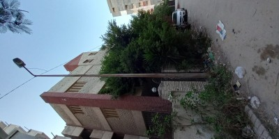 فيلا سكنية 400م للبيع كاش بالساحل الشمالى الإسكندرية