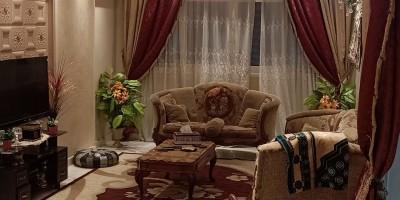 شقة سكنية 120م للبيع كاش بحدائق القبة القاهرة