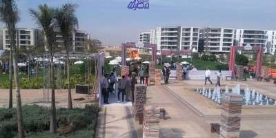 شقة سكنية 98م للبيع بالتقسيط بالقطامية القاهرة