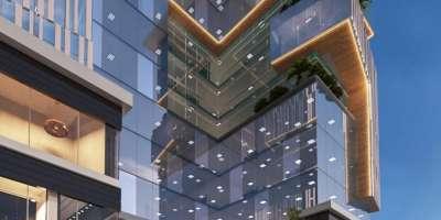 مكتب تجاري 67م للبيع بالتقسيط بالعاصمة الادارية الجديدة القاهرة