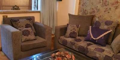 شقة سكنية 150م للايجار الشهرى بالدقي الجيزة