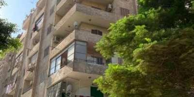 شقة سكنية 120م للبيع كاش بمصر القديمة القاهرة