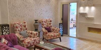 شقة سكنية 115م للبيع كاش بالمنتزة الإسكندرية