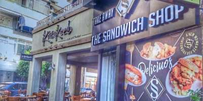 مطعم تجاري 130م للايجار السنوى بالدقي الجيزة
