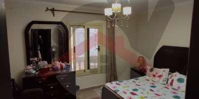 شقة سكنية 130م للبيع كاش بالرمل الإسكندرية