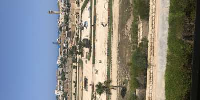 شقة سكنية 100م للايجار السنوى بقسم الساحل الشمالى مرسى مطروح