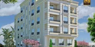 شقة سكنية 145م للبيع بالتقسيط ب6 أكتوبر الجيزة