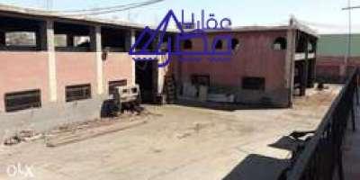مصنع تجاري 8000م للبيع كاش بمدينة بدر القاهرة