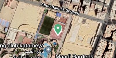 شقة سكنية 177م للبيع كاش بالمقطم القاهرة