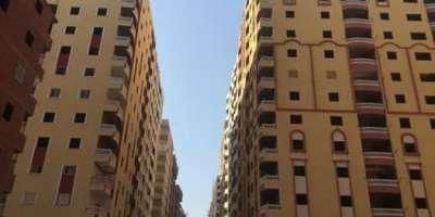 شقة سكنية 115م للبيع بالتقسيط بالنزهة القاهرة
