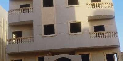 شقة سكنية 135م للبيع كاش ب6 اكتوبر القاهرة
