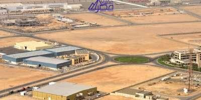 أراضي صناعية 2500م للبيع بالتقسيط بالعين السخنة القاهرة
