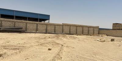 أراضي صناعية 8000م للايجار السنوى بمدينة بنى سويف الجديدة بني سويف