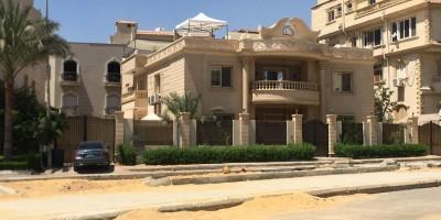 فيلا سكنية 730م للبيع كاش ب15 مايو القاهرة