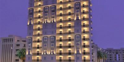 شقة سكنية 168م للبيع بالتقسيط بقصر النيل القاهرة