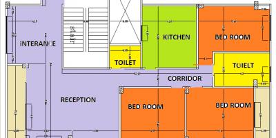 شقة سكنية 250م للبيع كاش بالمقطم القاهرة
