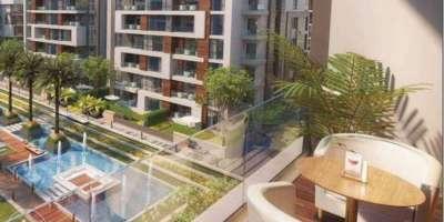 شقة سكنية 130م للبيع بالتقسيط بالقاهرة الجديدة القاهرة
