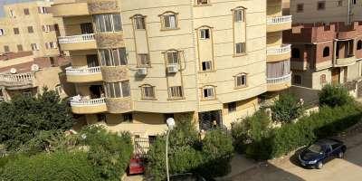 شقة سكنية 170.0م للبيع بالتقسيط بمدينة بدر القاهرة