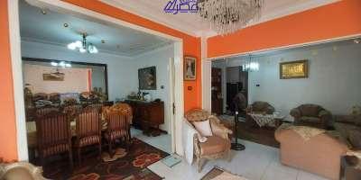 شقة سكنية 185م للايجار السنوى بالدقي الجيزة