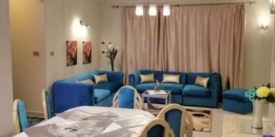 شقة سكنية 220م للايجار اليومى بالزمالك القاهرة